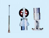 铝合金管式内悬浮抱杆