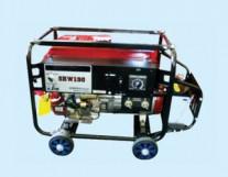 发电电焊合体机