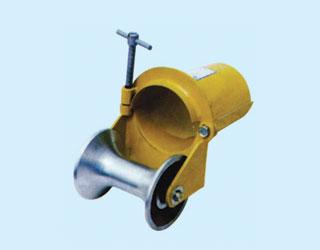 固定式电缆孔口滑车