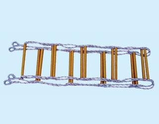 绝缘编织绳梯