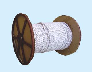 孔式钢盘装牵引绳