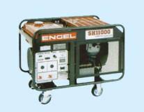 汽油单/三相10KVA发电机