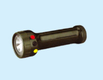 防弹胶外壳对功能信号电筒