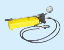 手动双管液压泵