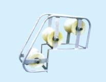 电缆井口保护滑车(多轮)